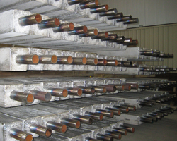 725 Straight Core Platform Anode Type A
