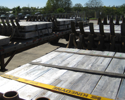Shipping Platform Anodes Houston Anodes