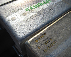 Houston Anode Stamping